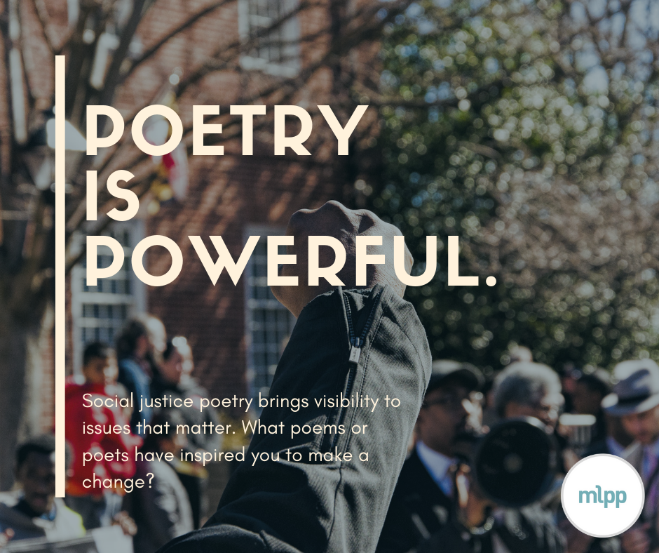 Share your favorite social justice poems! - MLPP
